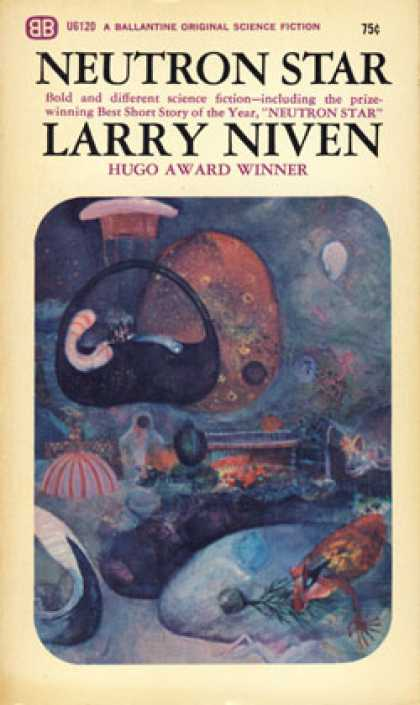 Ballantine Books - Neutron Star - Larry Niven