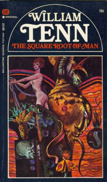 Ballantine Books - The Square Root of Man