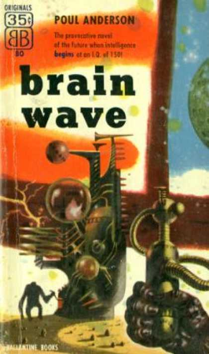 Ballantine Books - Brain Wave - Poul Anderson