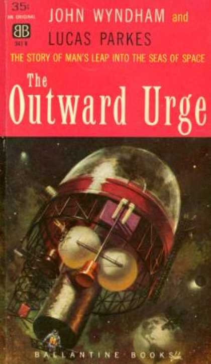 Ballantine Books - The Outward Urge