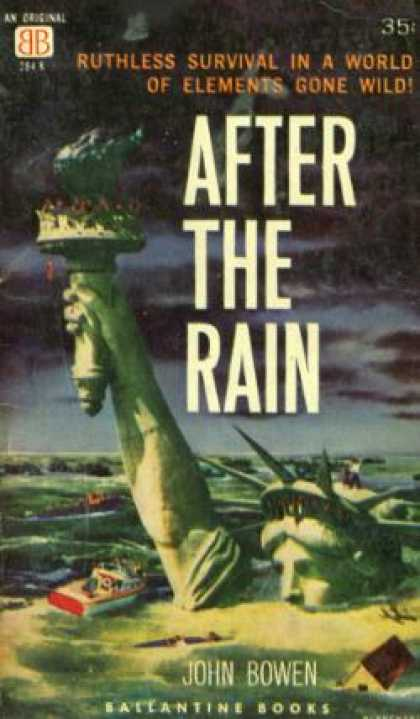 Ballantine Books - After the Rain - John Bowen
