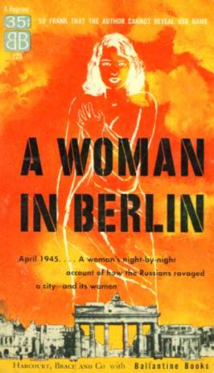 Ballantine Books - A Woman In Berlin - Anonymous
