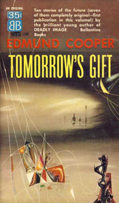 Ballantine Books - Tomorrow's Gift - Edmund Cooper