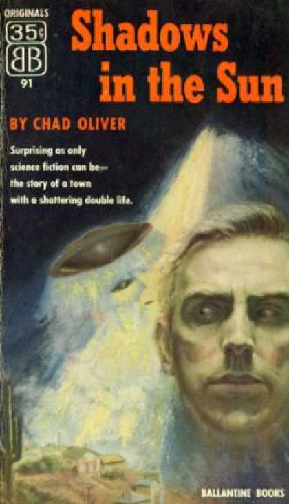 Ballantine Books - Shadows In the Sun - Chad Oliver