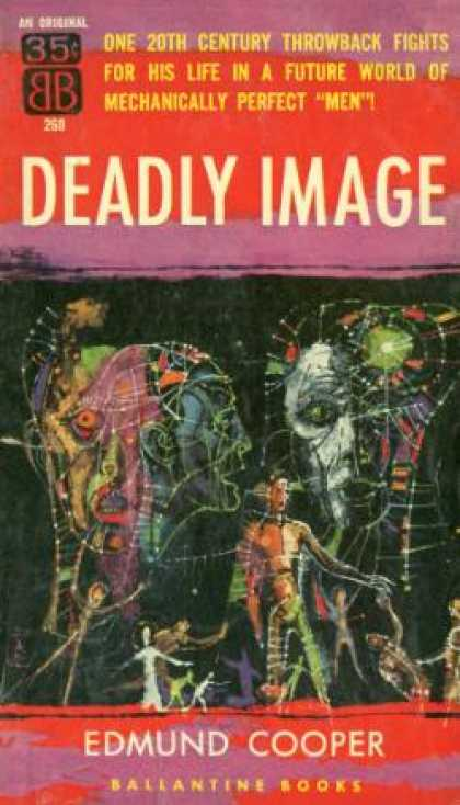 Ballantine Books - Deadly Image