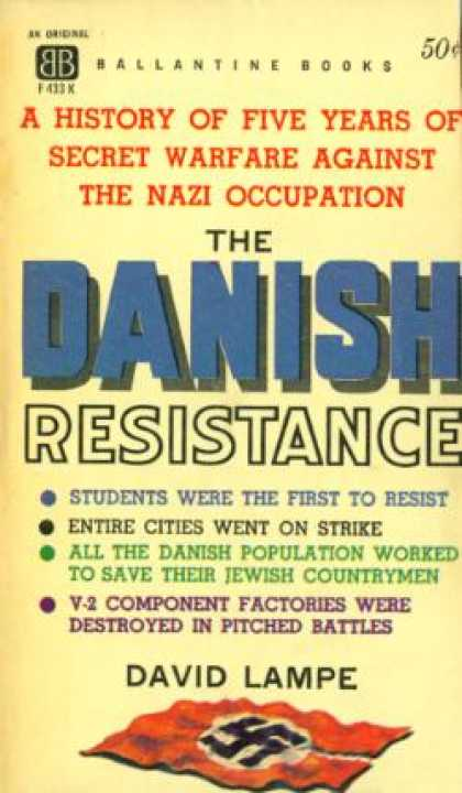 Ballantine Books - The Danish Resistance - David Lampe