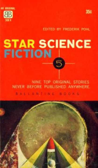 Ballantine Books - Star Science Fiction 5