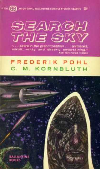 Ballantine Books - Search the Sky