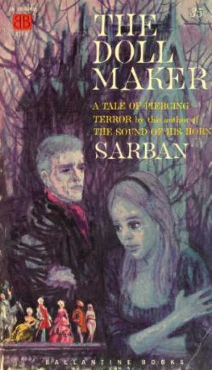 Ballantine Books - The Doll Maker - Sarban