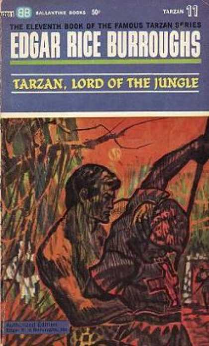 Ballantine Books - Tarzan, Lord of the Jungle