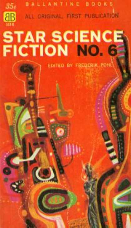 Ballantine Books - Star Science Fiction 6