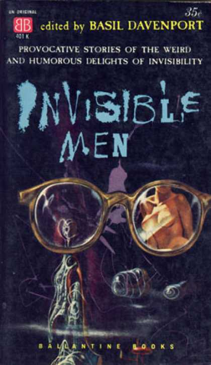 Ballantine Books - Invisible Men - Basil Davenport