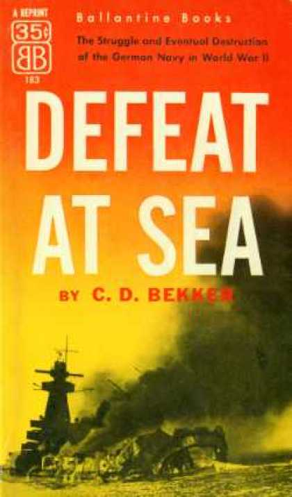 Ballantine Books - Defeat at Sea