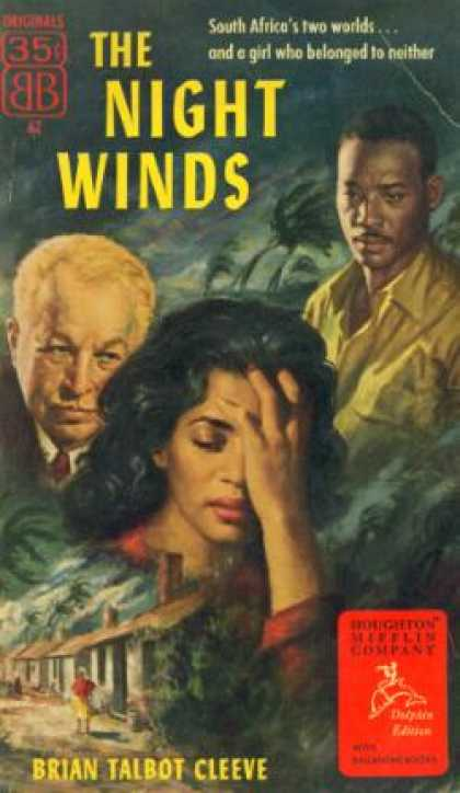 Ballantine Books - The Night Winds - Brian Talbot Cleeve
