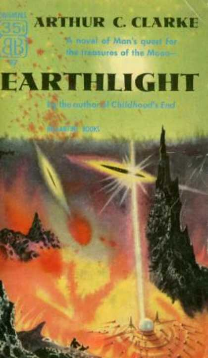 Ballantine Books - Earthlight - Arthur C. Clarke