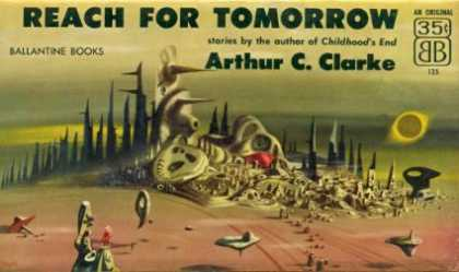 Ballantine Books - Reach for Tomorrow - Arthur C. Clarke