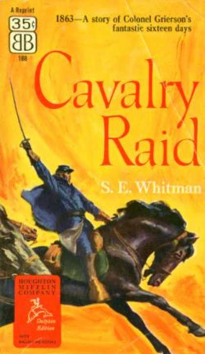 Ballantine Books - Cavalry Raid - S. E Whitman