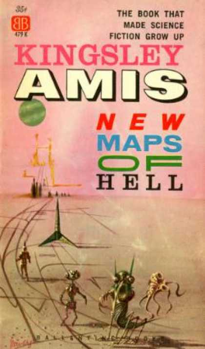 Ballantine Books - New Maps of Hell - Kingsley Amis
