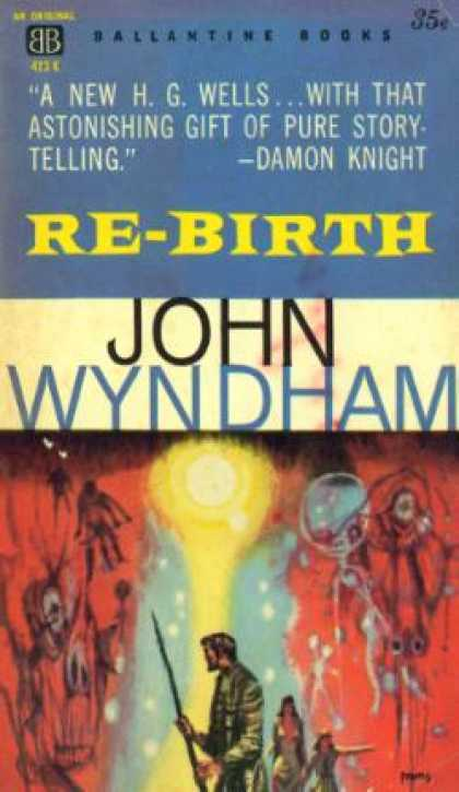 Ballantine Books - Re-Birth - John Wyndham