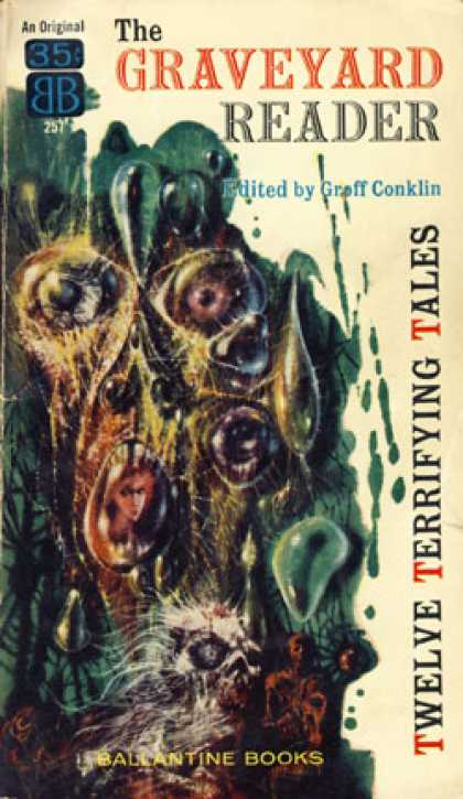 Ballantine Books - The Graveyard Reader