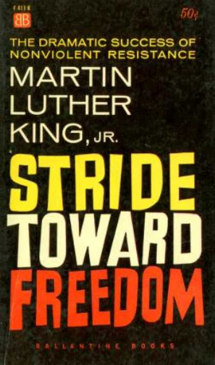 Ballantine Books - Stride Toward Freedom: The Montgomery Story - Jr. Martin Luther King