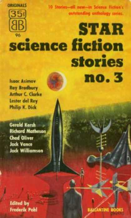 Ballantine Books - Star Science Fiction Stories, No. 3 - Isaac Asimov