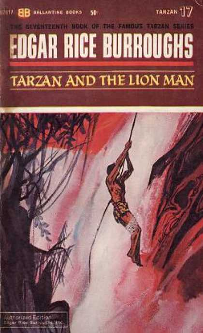 Ballantine Books - Tarzan the Terrible