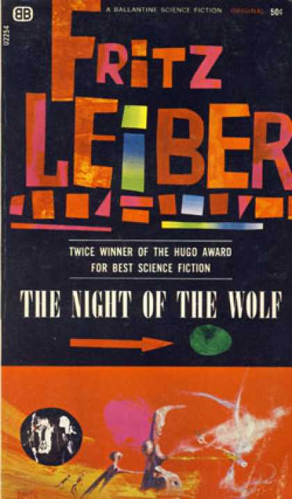 Ballantine Books - The Night of the Wolf