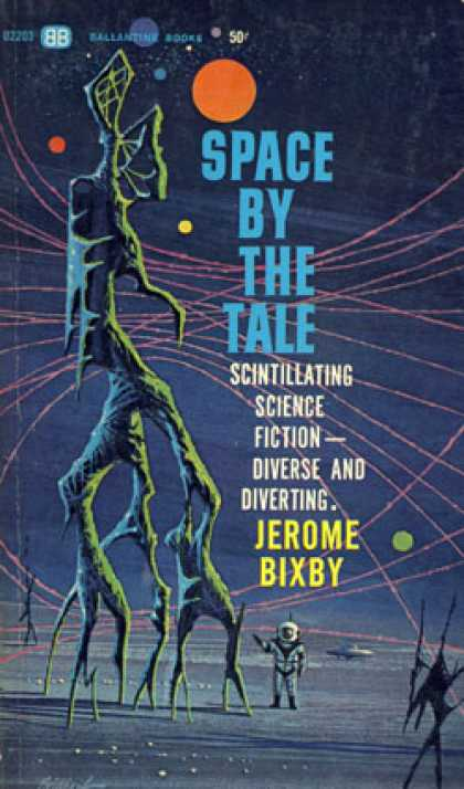 Ballantine Books - Space By the Tale