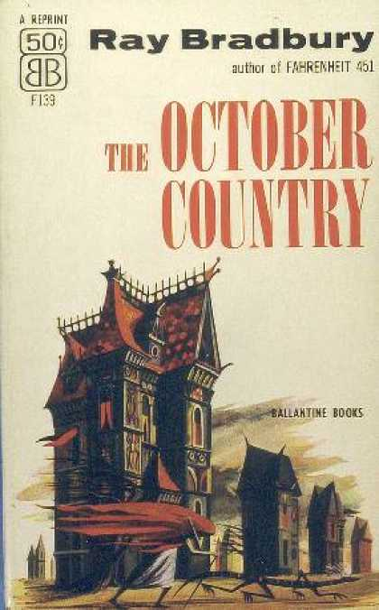 Ballantine Books - The October Country - Ray Bradbury