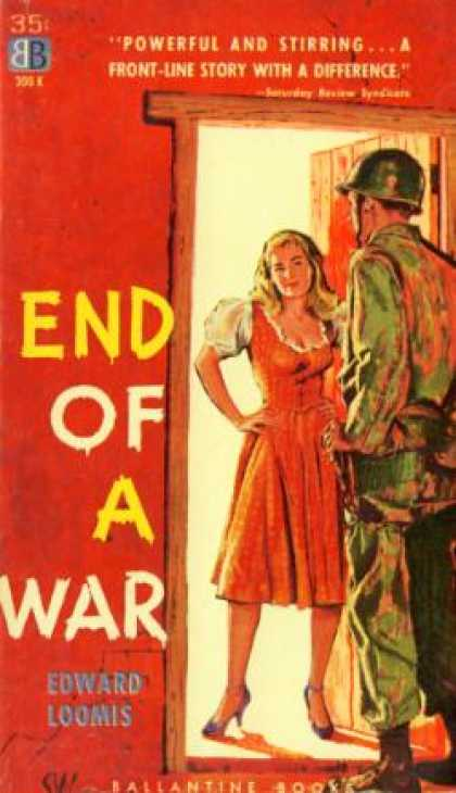 Ballantine Books - End of a War - Edward Loomis