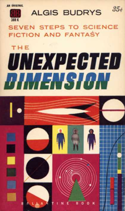 Ballantine Books - Unexpected Dimension