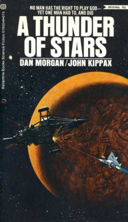 Ballantine Books - A Thunder of Stars - Dan / Kippax, John Morgan