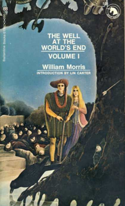 Ballantine Books - Well at the World's End: Vol. 1 - William Morris