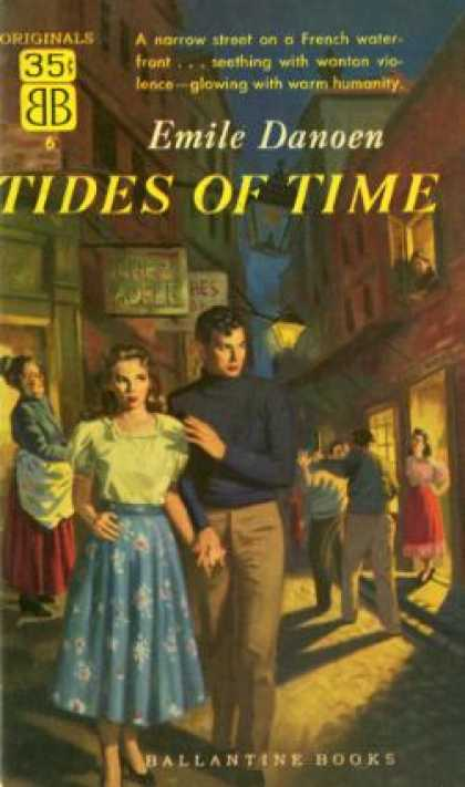 Ballantine Books - Tides of Time