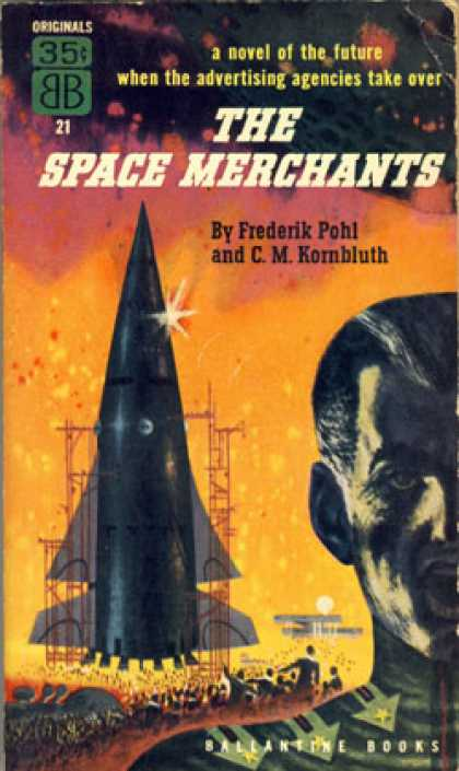 Ballantine Books - Space Merchants