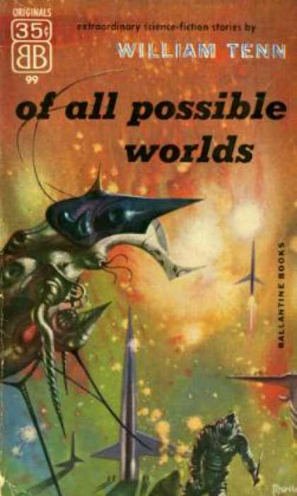 Ballantine Books - Of All Possible Worlds - William Tenn