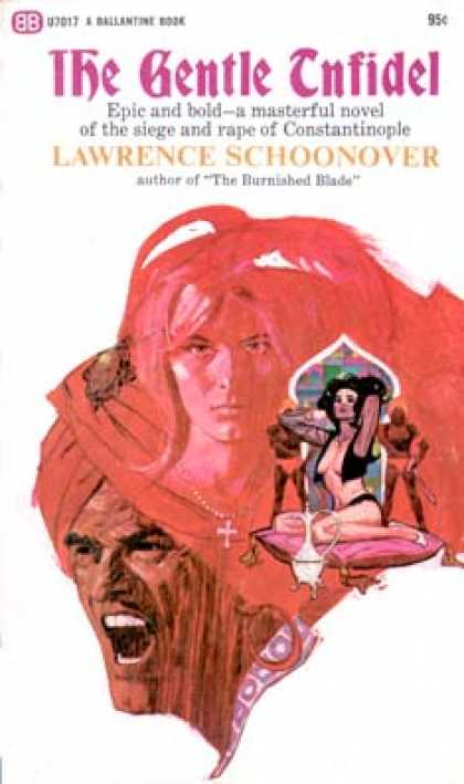 Ballantine Books - The Gentle Infidel - Lawrence L Schoonover
