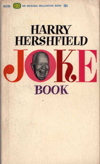 Ballantine Books - Harry Hershfield Joke Book - Harry Hershfield