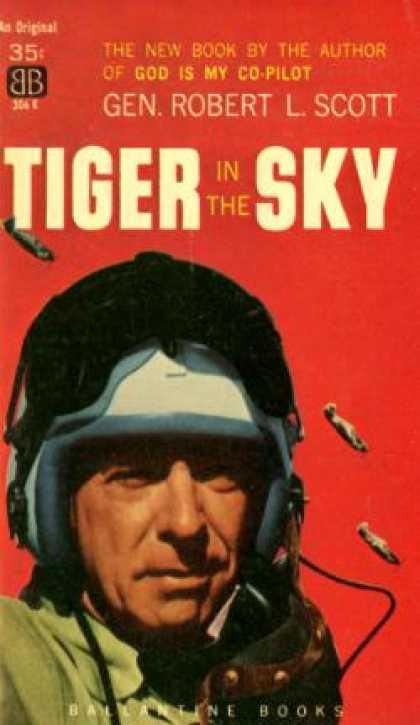 Ballantine Books - Tiger In the Sky