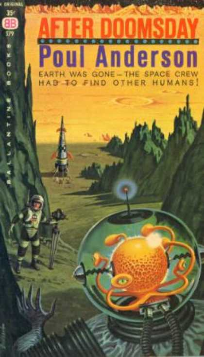 Ballantine Books - After Doomsday - Poul Anderson