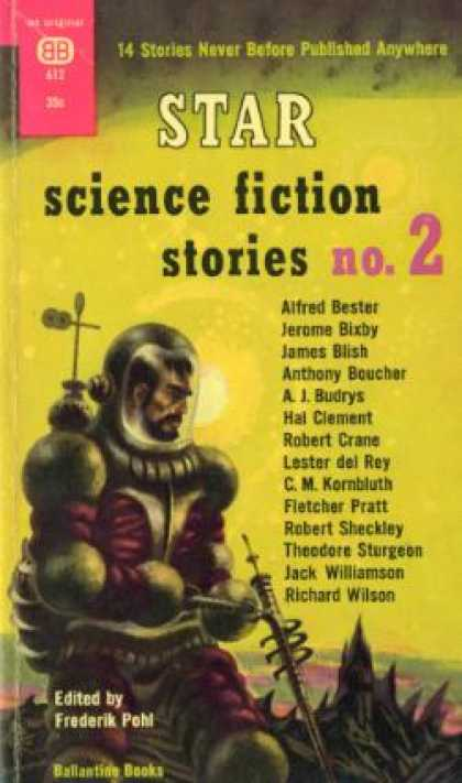Ballantine Books - Star Science Fiction Stories No. 2