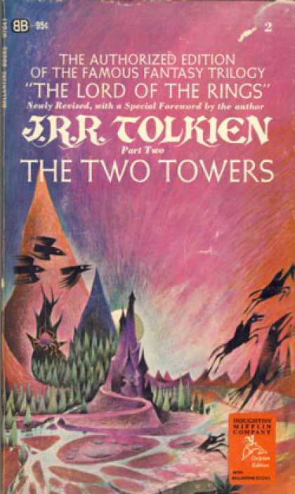 Ballantine Books - J.r.r. Tolkien Part Two the Two Towers