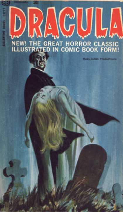 Ballantine Books - Dracula - Otto and Tennis, Craig ; Mcwilliams, Alden (illustrations By) - Russ J