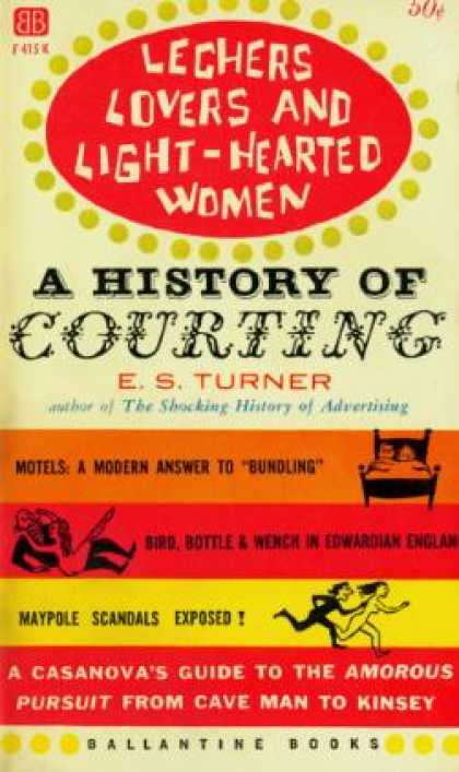 Ballantine Books - A History of Courting
