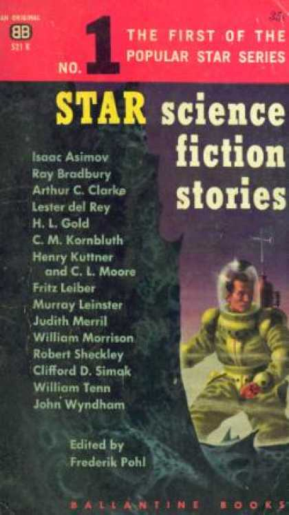 Ballantine Books - Star Science Fiction Stories.