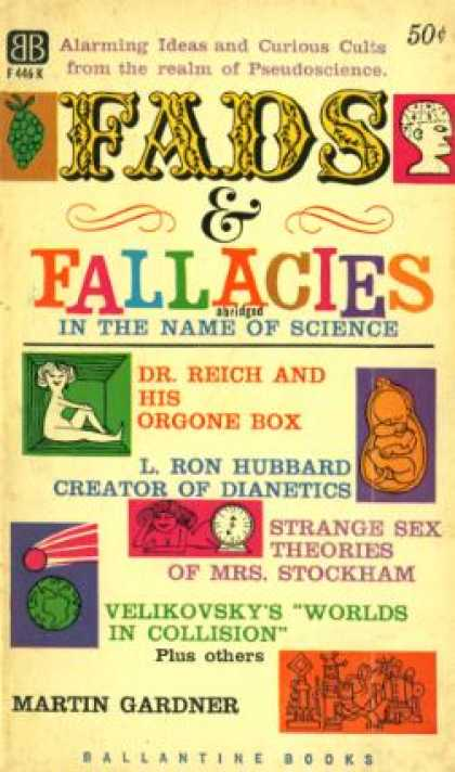 Ballantine Books - Fads & fallacies in the name of science (abridged) - Martin Gardner