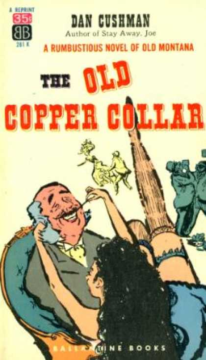Ballantine Books - The Old Copper Collar
