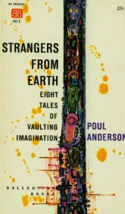 Ballantine Books - Strangers From Earth - Poul Anderson