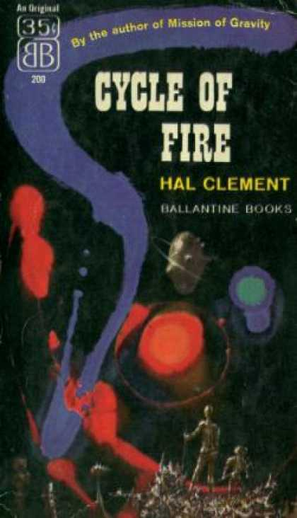 Ballantine Books - Cycle of Fire - Hal Clement